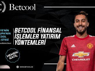 Betcool Finansal İşlemler Yatırım Yöntemleri