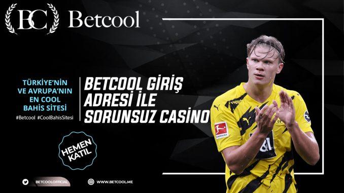 Betcool Giriş Adresi ile Sorunsuz Casino