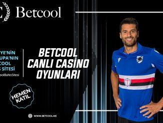 Betcool Canlı Casino Oyunları