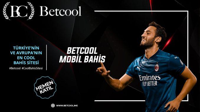 Betcool Mobil Bahis