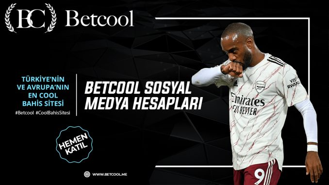 Betcool sosyal medya hesapları