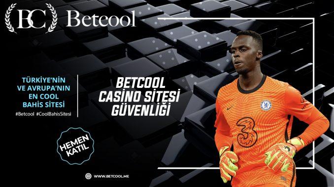 Betcool Casino Sitesi Güvenliği
