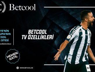 Betcool TV Özellikleri
