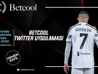 Betcool twitter uygulaması