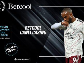 Betcool canlı casino
